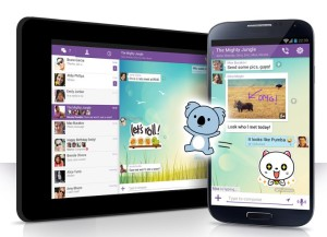 viber takip -on-android-tablet